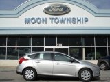2012 Ingot Silver Metallic Ford Focus SE 5-Door #60328484
