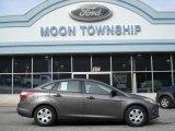 2012 Sterling Grey Metallic Ford Focus S Sedan #60328483