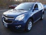 2010 Navy Blue Metallic Chevrolet Equinox LT #60328235