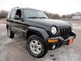 2002 Black Jeep Liberty Limited 4x4 #60328201