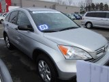 2009 Alabaster Silver Metallic Honda CR-V EX 4WD #60328187