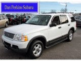 2003 Oxford White Ford Explorer XLT 4x4 #60328183