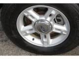 2003 Ford Explorer XLT 4x4 Wheel