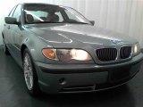 2002 Grey Green Metallic BMW 3 Series 330i Sedan #60328711
