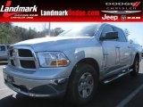 2010 Bright Silver Metallic Dodge Ram 1500 SLT Crew Cab #60328428