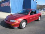 1999 Cayenne Red Metallic Chevrolet Cavalier Coupe #60379446