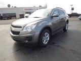 2012 Graystone Metallic Chevrolet Equinox LT #60379081