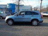 2009 Glacier Blue Metallic Honda CR-V EX 4WD #60379373