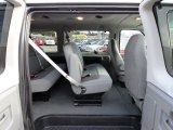 2008 Ford E Series Van E350 Super Duty XLT Passenger Medium Flint Interior