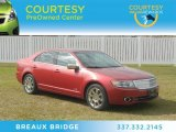 2008 Vivid Red Metallic Lincoln MKZ Sedan #60379333