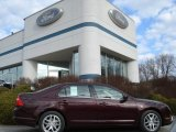 2012 Bordeaux Reserve Metallic Ford Fusion SEL #60378656