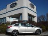 2012 Ingot Silver Metallic Ford Focus SE Sport Sedan #60378654
