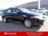 2012 Attitude Black Metallic Toyota Camry LE #60379315