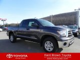 2012 Magnetic Gray Metallic Toyota Tundra Double Cab 4x4 #60379313