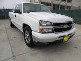2006 Summit White Chevrolet Silverado 1500 LT Extended Cab #60378989