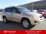 2011 Sandy Beach Metallic Toyota RAV4 I4 4WD #60379311