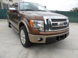 2012 Golden Bronze Metallic Ford F150 King Ranch SuperCrew #60378987