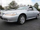 2002 Satin Silver Metallic Honda Accord EX Sedan #60379303