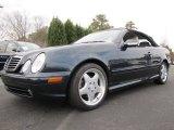 2001 Mercedes-Benz CLK 430 Cabriolet