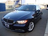 2008 Monaco Blue Metallic BMW 3 Series 328xi Sedan #60378976
