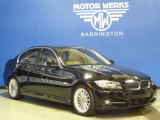 2009 Jet Black BMW 3 Series 335i Sedan #60378588