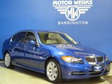 2008 Montego Blue Metallic BMW 3 Series 335xi Sedan #60378571