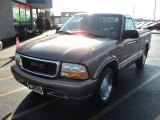 2002 Pewter Metallic GMC Sonoma SL Regular Cab #60379225