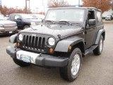 2010 Black Jeep Wrangler Sahara 4x4 #60378557
