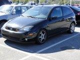 2003 Pitch Black Ford Focus SVT Hatchback #60379189