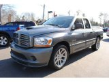 2006 Mineral Gray Metallic Dodge Ram 1500 SRT-10 Quad Cab #60379188