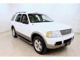 2003 Oxford White Ford Explorer Eddie Bauer 4x4 #60379157