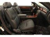 2010 Lexus SC Interiors