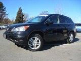 2010 Crystal Black Pearl Honda CR-V EX-L #60379134