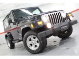 2006 Black Jeep Wrangler Unlimited 4x4 #60379129