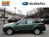 2012 Cypress Green Pearl Subaru Outback 2.5i #60445072