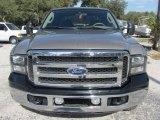 2004 Arizona Beige Metallic Ford F250 Super Duty Lariat Crew Cab 4x4 #60445400
