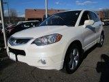 2008 White Diamond Pearl Acura RDX  #60445682