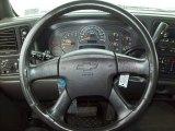 2004 Chevrolet Silverado 1500 Z71 Extended Cab 4x4 Steering Wheel