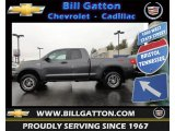 2011 Magnetic Gray Metallic Toyota Tundra TRD Rock Warrior Double Cab 4x4 #60445676