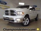 2009 Stone White Dodge Ram 1500 Lone Star Edition Crew Cab 4x4 #60444981
