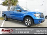2010 Blue Flame Metallic Ford F150 FX2 SuperCab #60445644
