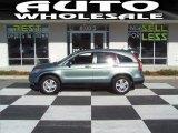 2011 Opal Sage Metallic Honda CR-V EX-L #60445312