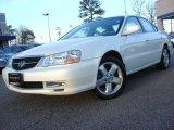2003 White Diamond Pearl Acura TL 3.2 Type S #60444936