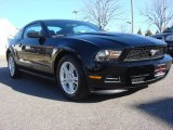 2011 Ebony Black Ford Mustang V6 Coupe #60444925