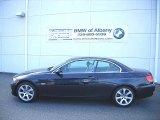 2008 Monaco Blue Metallic BMW 3 Series 335i Convertible #60445253