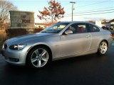2008 Titanium Silver Metallic BMW 3 Series 335i Coupe #60445249