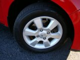 Nissan Versa 2007 Wheels and Tires