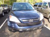 2008 Royal Blue Pearl Honda CR-V LX #60444906