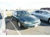 1997 Alpine Green Metallic Ford Taurus GL #60444858