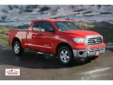 2007 Radiant Red Toyota Tundra SR5 Double Cab 4x4 #60444852